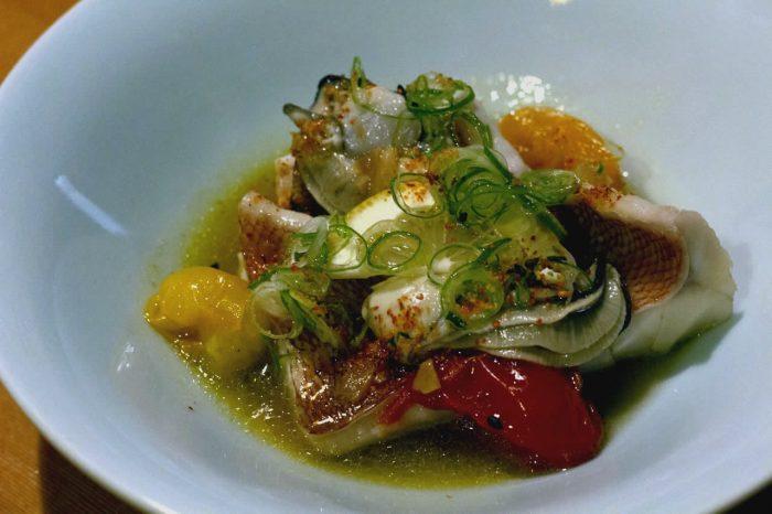 omakase fish