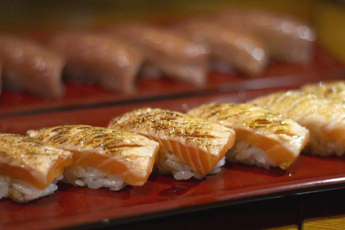 sushi aburi