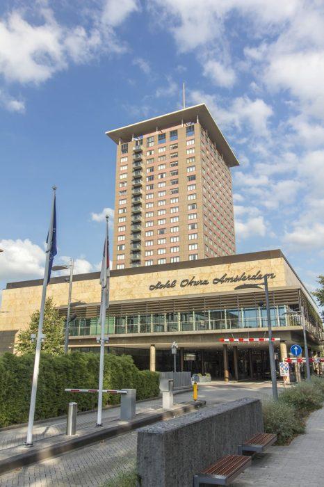 Hotel Okura exterior