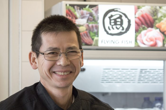 Shigeyuki Nakamura氏