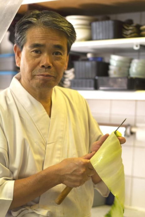 Hiroyuki Mitsuhashi氏