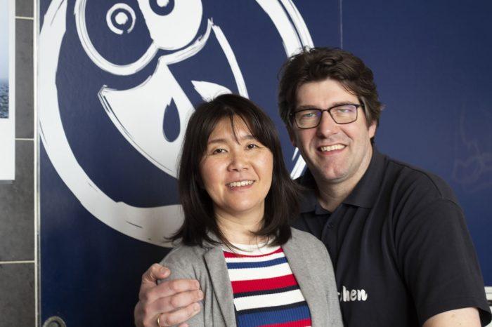 Marinus & Yukiko