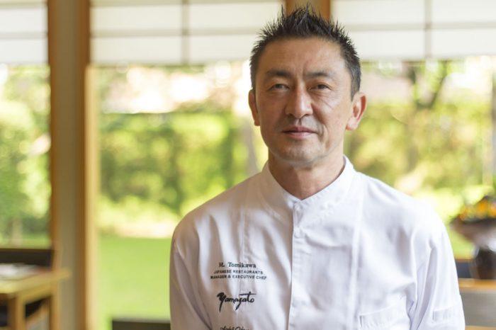 chef Tomikawa